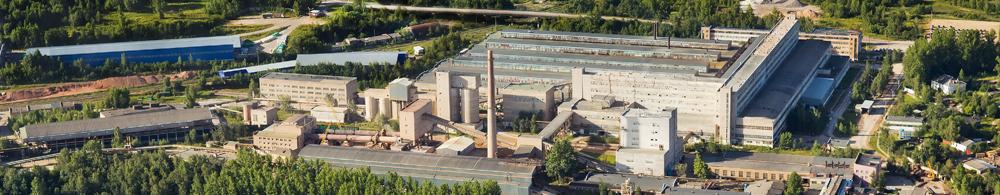 Огнеупорные заводы в европе