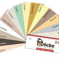 Виниловый сайдинг Деке (Docke)