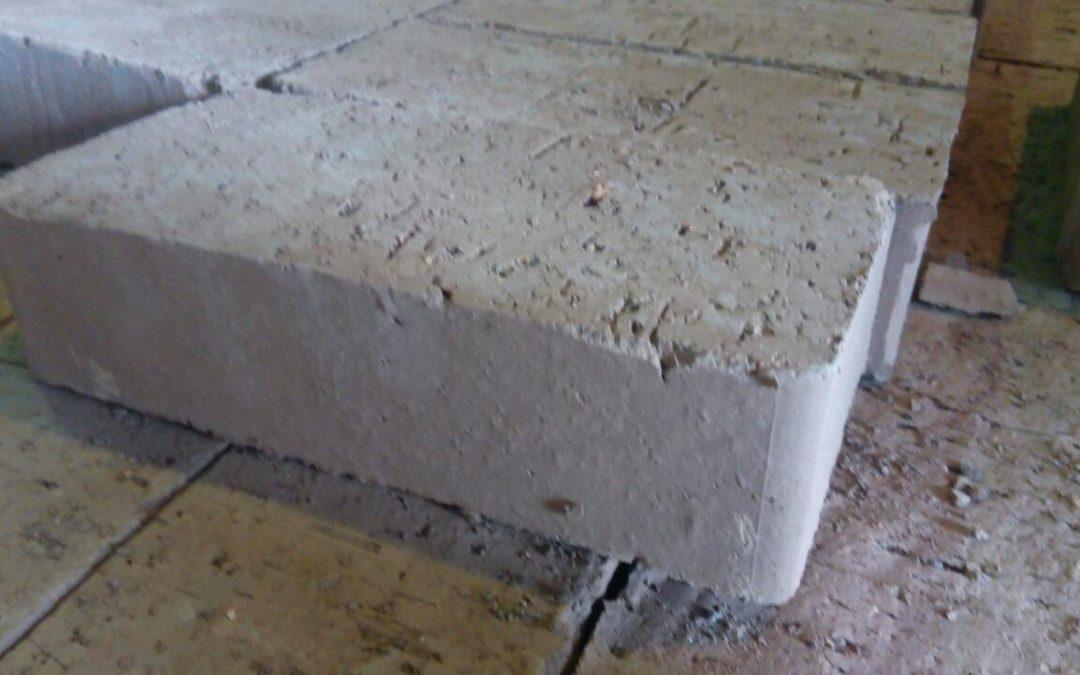 Расширение ассортимента для строительства печей — кирпич-сырец (печная глина)