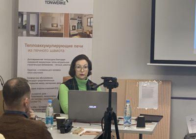 Семинар Вольфсхойер Тонверке в Минске