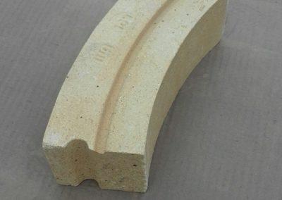 Шамотный кирпич лекальный ША-104, ША-106